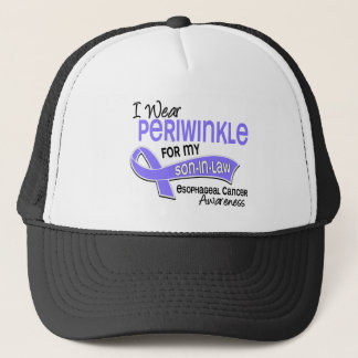 I Wear Periwinkle 42 Son-In-Law Esophageal Cancer Cap