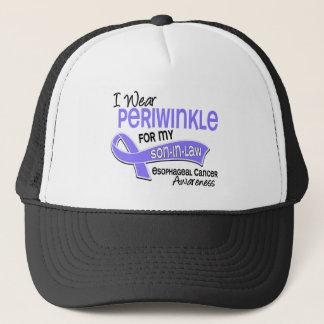 I Wear Periwinkle 42 Son-In-Law Esophageal Cancer Trucker Hat