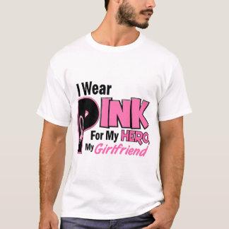 I Wear Pink For My Girlfriend 19 T-Shirt