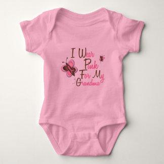 I Wear Pink For My Grandma 22 BREAST CANCER Tees