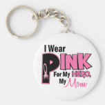 I Wear Pink For My Mum 19 BREAST CANCER