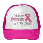 I Wear Pink For My Mum (Pink Ribbon Version C)