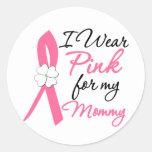 I Wear Pink For My Mummy