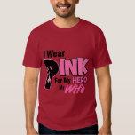 I Wear Pink For My Wife 19 BREAST CANCER T-shirts