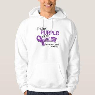 I Wear Purple 42 Daughter-In-Law Pancreatic Cancer Sweatshirt