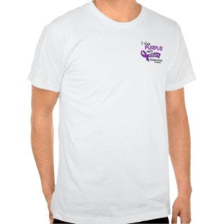 I Wear Purple 42 Granddaughter Pancreatic Cancer Shirts