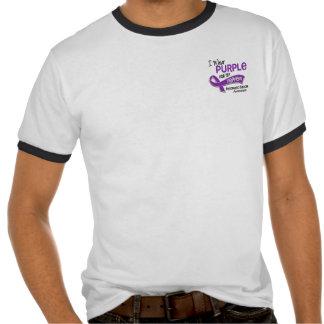 I Wear Purple 42 Nephew Pancreatic Cancer Tee Shirts