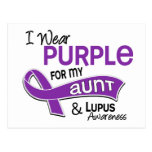 I Wear Purple For My Aunt 42 Lupus
