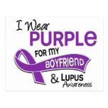 I Wear Purple For My Boyfriend 42 Lupus