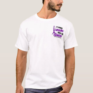 I Wear Purple For My Brother 37 Epilepsy T-Shirt