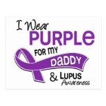 I Wear Purple For My Daddy 42 Lupus