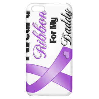 I Wear Purple For My Daddy.png iPhone 5C Case
