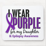 I Wear Purple For My Daughter 10 Epilepsy