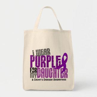 I Wear Purple For My Daughter 6 Crohn's Disease