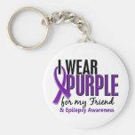 I Wear Purple For My Friend 10 Epilepsy