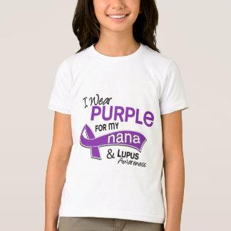 I Wear Purple For My Nana 42 Lupus T-shirts