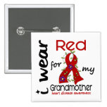 I Wear Red For My Grandmother 43 Heart Disease