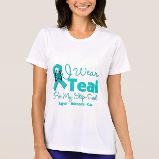 I Wear Teal For My Step-Dad Tshirts