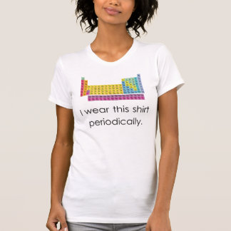 I Wear This Shirt Periodically
