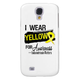 I Wear Yellow Endometriosis Awareness Matters HTC Vivid / Raider 4G Cover