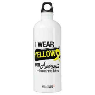 I Wear Yellow Endometriosis Awareness Matters SIGG Traveller 1.0L Water Bottle