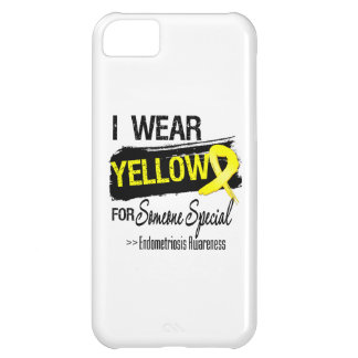 I Wear Yellow For Someone Special Endometriosis iPhone 5C Covers