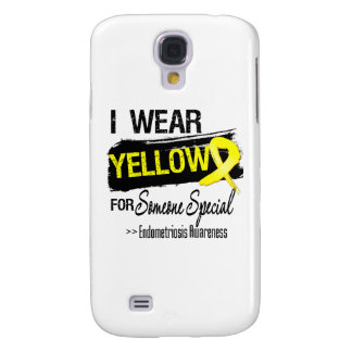 I Wear Yellow For Someone Special Endometriosis HTC Vivid / Raider 4G Cover