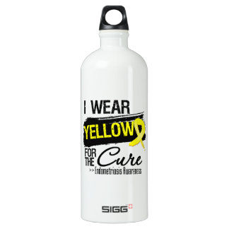 I Wear Yellow For The Cure Endometriosis SIGG Traveller 1.0L Water Bottle