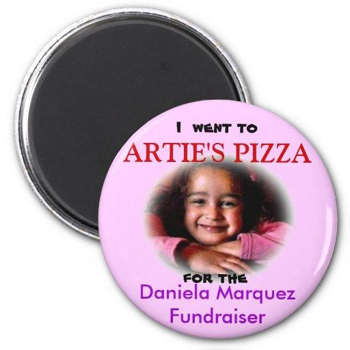 I went to Artie's Fridge Magnets
