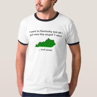 I went to KY and all I got was this T-shirt... T-Shirt