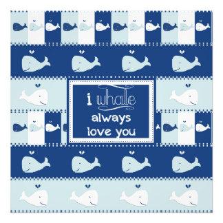I Whale Always Love You Photo