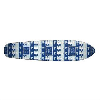 I Whale Always Love You Skate Deck