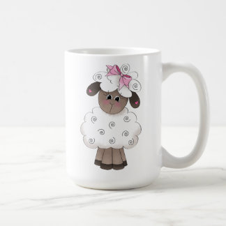 I Will Always Love Ewe Classic White Mug