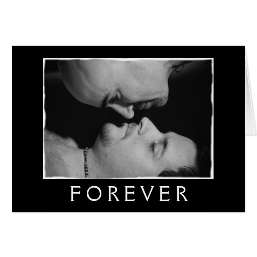 I will always love you .... Forever Card