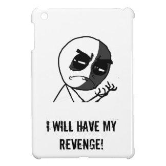 """I Will Have My Revenge"" Classic Meme iPad Mini Covers"