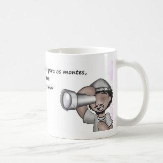 I will raise my eyes for mounts coffee mug