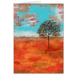 I Will Revere Design From Original Painting Greeting Card