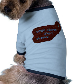 I Will Run For Wine Pet Clothes