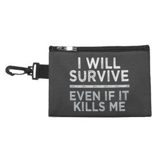I WILL SURVIVE accessory bag