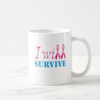 I Will Survive Basic White Mug