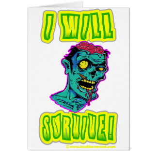 I Will Survive! Cards