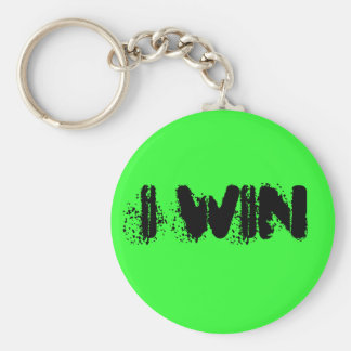I WIN KEY CHAINS