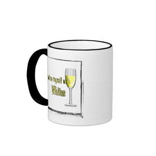 I Wine With Whites - Mug