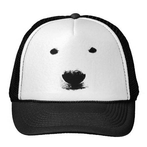 I wish I was a bear Hats