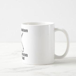 I Wish I Was A Unicorn Coffee Mug