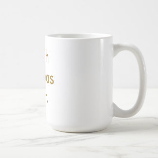 I wish this was beer.  Mug