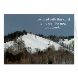 I Wish You Success... Card