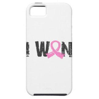 I Won Breast Cancer Tough iPhone 5 Case