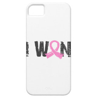 I Won Breast Cancer iPhone 5 Covers