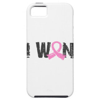 I Won Breast Cancer Tough iPhone 5 Case